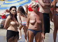 Mature Beach and Nudists