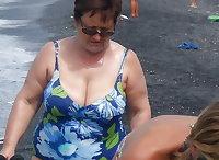 Mature Beach and Nudists