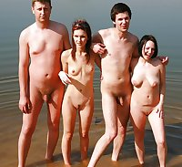 Nudes, couples, groups of people nude 2