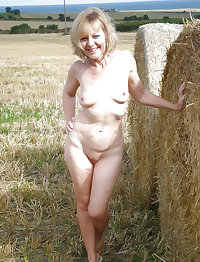 Matures of all shapes and sizes hairy and shaved 370