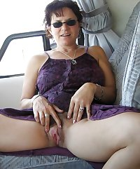 Matures of all shapes and sizes hairy and shaved 361