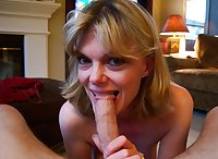 Ann - Blonde Milf