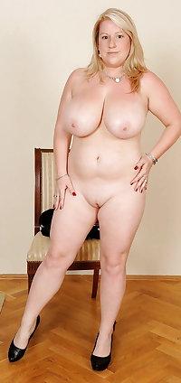 Busty Curvy Mature Milfs 3