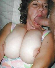 Grandmas big boobs, Lesbiens sex video